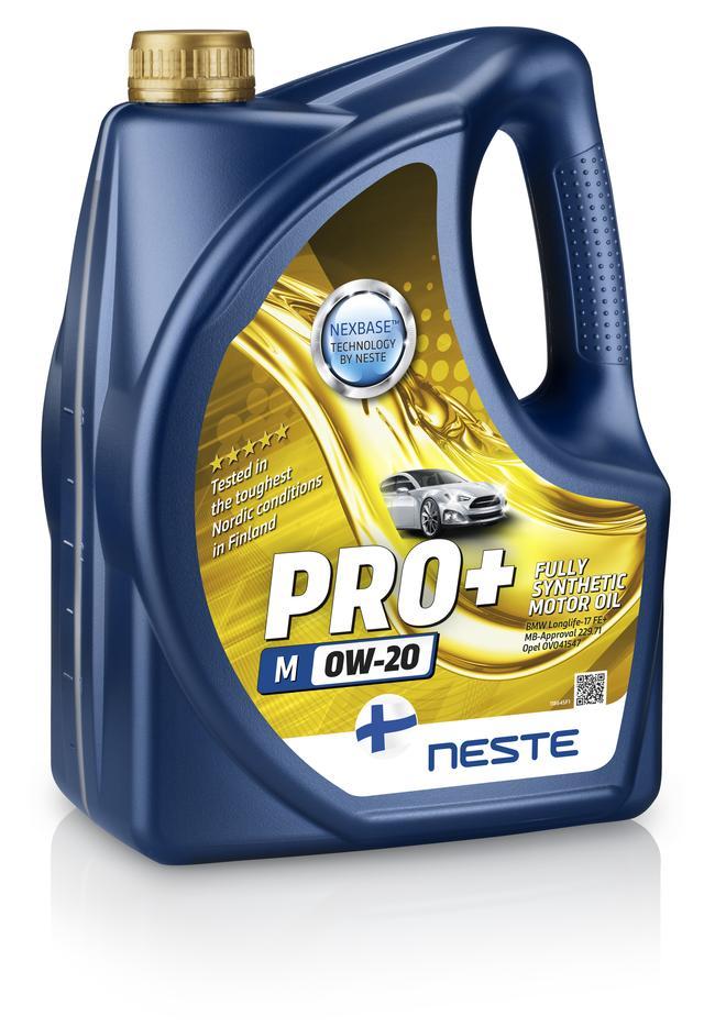 Neste Pro+ M 0W-20