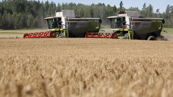 Fuel oils for agriculture